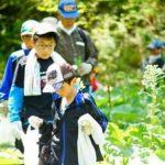 5月日帰り体験活動「春山で山菜採り」